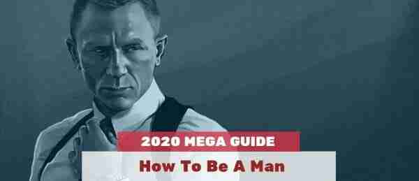 How To Be A Man_1 2020 - Featured Image