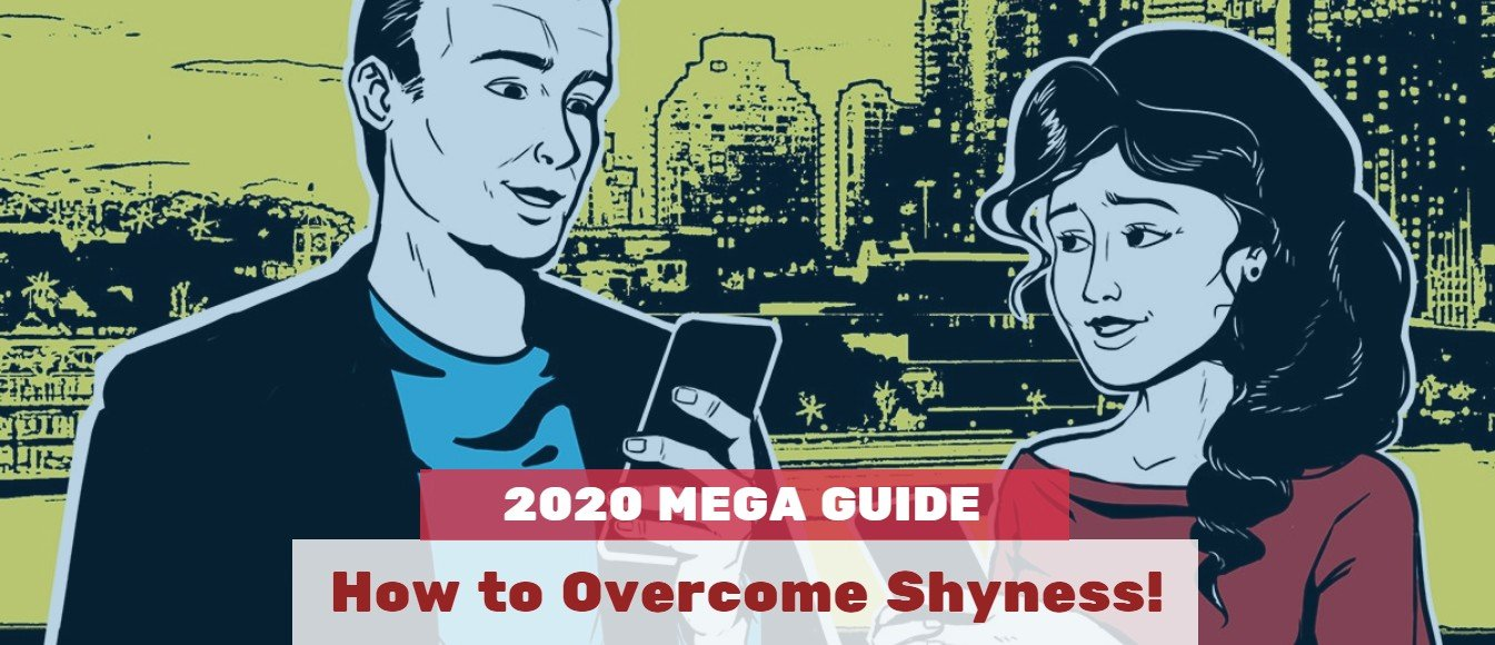 How to Overcome Shyness!